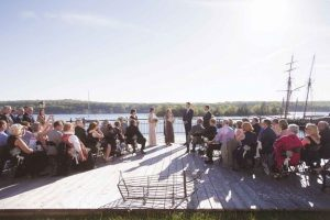 Sunny Penatang, beautiful water, open water, bay, harbour, wedding, wedding venue, ceremony, nice day, wedding day, special day, historic wedding site,